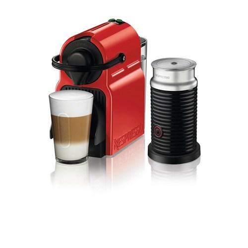 Nespresso İnissia Bundle C 45 Kahve Makinesi + Süt Köpürtme Cihazı