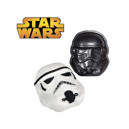 Stormtrooper Baking Pan Pasta Kalıbı
