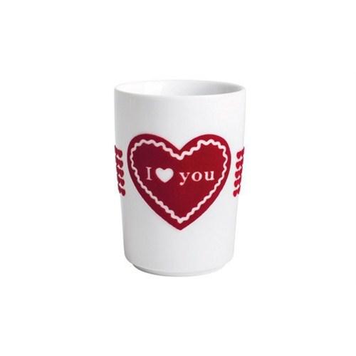 Kahla Touch Hearts Geniş Fincan 0,35 Lt 394605A26573c