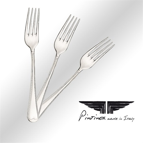 Pintinox Yemek Çatal Superga 12Li