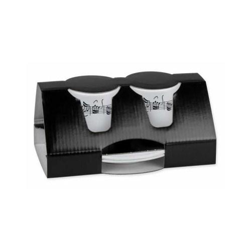 Notalı Espresso Set