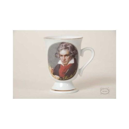 Beethoven Sıcak Çikolata Fincanı
