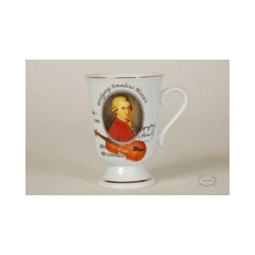 Mozart Sıcak Çikolata Fincanı