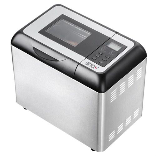 Sinbo SBM-4713 Paslanmaz Çelik Gövdeli Ekmek Yapma Makinesi
