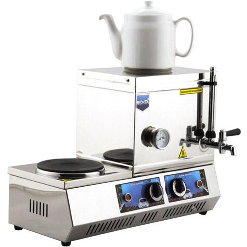 Remta 15 Model 13 Lt Elektrikli Çay Kazanı Peleytli