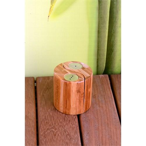 Royal Windsor Lüx Bambu Tuzluk Seti