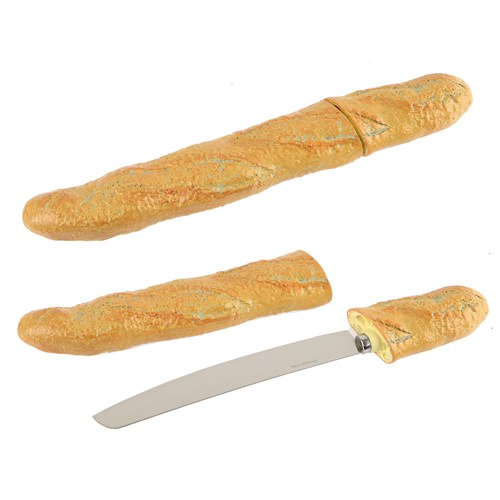Kancaev Ekmek, Kılıflı Biçak