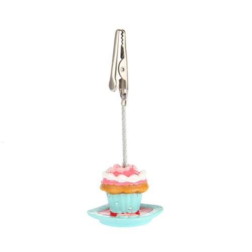 Kancaev Not/Resim Tutucu, Çilekli Cupcake, Mavi