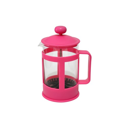 Tantitoni Pembe Bitki Çayı Kahve Presi - 850 Ml
