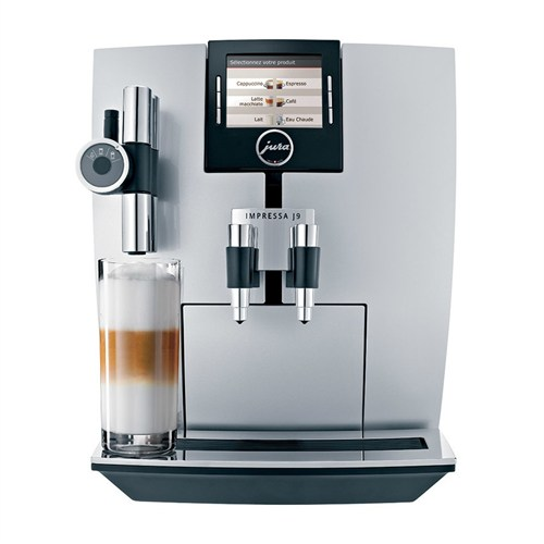 Jura Impressa J9.3 TFT Gümüş Kahve Makinası