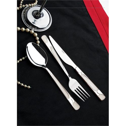 Yetkin Samanyolu 12 Adet Tatlı Bıçağı - Saten