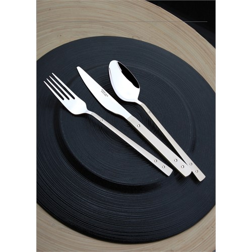 Yetkin Pırlanta 12 Adet Yemek Bıçağı - Sade