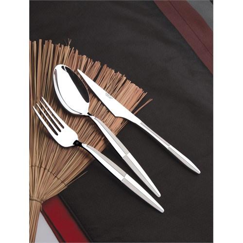 Yetkin Eftelya 12 Adet Yemek Bıçağı - Sade
