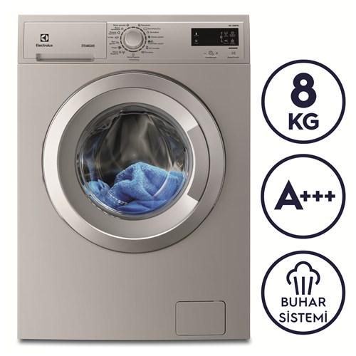 Electrolux EWF1286EDS AutoSense A+++ 8 Kg 1200 Devir Çamaşır Makinesi