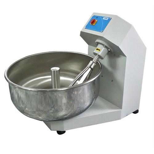 Mateka Hamur Yoğurma Makinası Çatallı 30 Kg