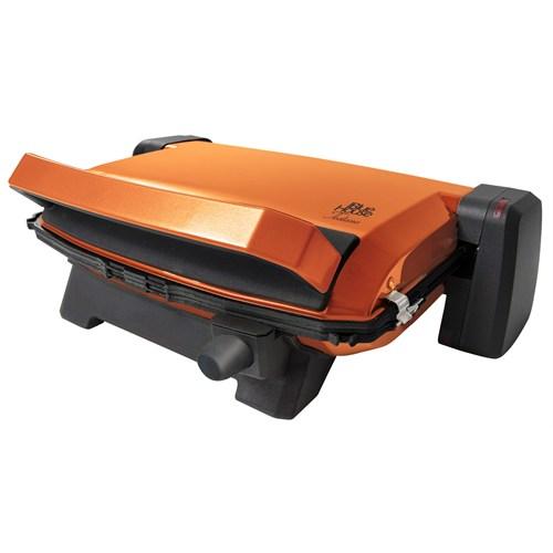 Blue House BH458SP Tostano Tost Makinası Döküm Teflon 1800W Turuncu