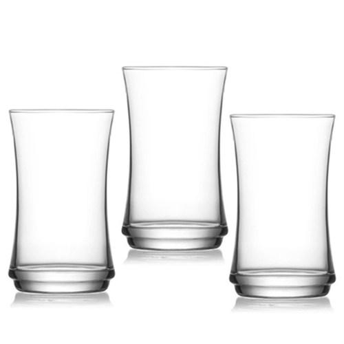 Lav Luna Meşrubat Bardağı 3Lü