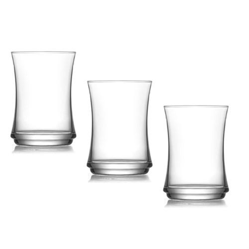 Lav Luna Su Bardağı 3Lü