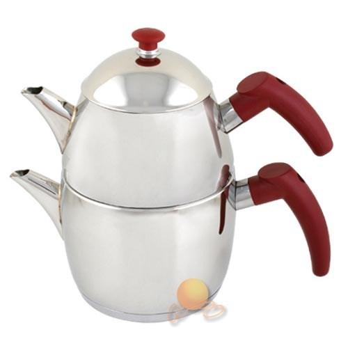 Mehtap Stil Çelik Çaydanlık