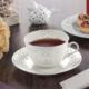 NEVA N606 Dantel S 12 Parça Dantella Beyaz Çay Takımı