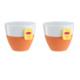 İnterni Anytıme 2 li Çay Seti Tea-Bag Turuncu
