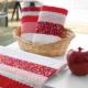 Mutfak Stilim Rosemary Küçük Havlu Takım