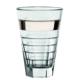Vidivi Cam Su Bardağı Baguette 43 Cl.