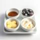 Evon 4'lü Kahvaltılık Beyaz