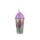 Tantitoni Plastik Dondurma Şekilli Mor Su Şişesi