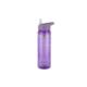Tantitoni Plastik Taşlı Mor Sportif Su Şişesi - 700 ml