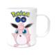 Pokemon Tasarımlı Kupa Bardak Wigglytuff