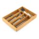Bien Wooden Bambu Çekmece Kaşıklık