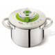 Tefal Nutricook 4 Pişirme Programlı Düdüklü Tencere 6 Litre