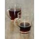 Kitchen Love 2 Adet Kulplu Meşrubat &Ayran Bardağı