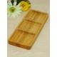 Kitchen Love Bambu 3 Bölmeli Sunum Tabağı