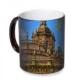 Fotografyabaskı Burgos Katedrali Santa Maria Sihirli Siyah Kupa Bardak Baskı