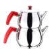 Hiper Orta Boy Çelik Çaydanlık