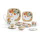 Güral Porselen G Plus 40 Parça Prestij Bone Kahvaltı Seti