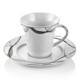 Güral Porselen 6 Kişilik Çay Takımı
