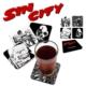 Dark Horse Sin City Coaster Set Bardak Altlığı