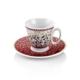 Güral Porselen Hürrem 6 Kişilik Kahve Takımı