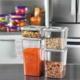 Kütahya Porselen 8 Parça Kuru Gıda Saklama Seti