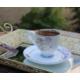 Karaca Bone Amour 6 Lı Kahve Seti