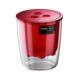 Corona Buz Kovası Süzgeçli Kapaklı Kırmızı
