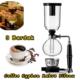 Epinox Coffee Sifon Kahve Makinesi 3 Bardak