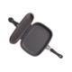 Taç Granit Plus Çift Taraflı Tava siyah 32 cm