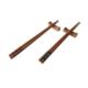 Bambum - Focaccio - 6 Parça Chopstick Seti