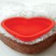Cix Kalpli Silikon Kek Kalıbı