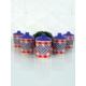 Keramika Takım Baharat 10 Cm 10 Parca Mat 021-952 Potıkare