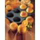 Yapışmaz 6 bölmeli muffin kalıbı